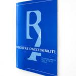 Le registre accessibilité : que doit-il contenir ?
