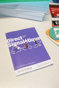 catalogue direct signalétique 2018