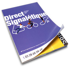 catalogue direct signalétique
