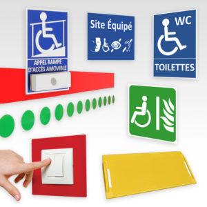 sécurité handicap