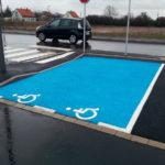 Conseils : Comment bien aménager vos stationnements réservés aux personnes handicapées ayant une carte de stationnement ?