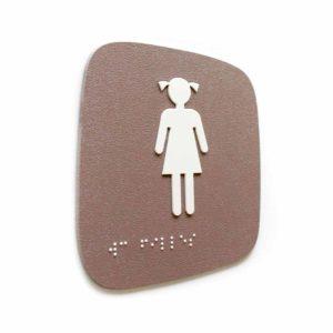 Touchy toilettes femmes