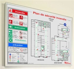 Plan d'intervention - NF X08-070