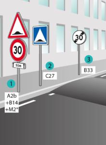 panneauxralentisseurs-sanspassagepourpietons-directsignaletique