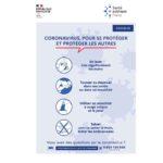 Prévenir les risques de contamination au Covid-19