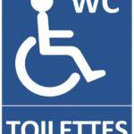 Accessiblité : aménager des sanitaires PMR