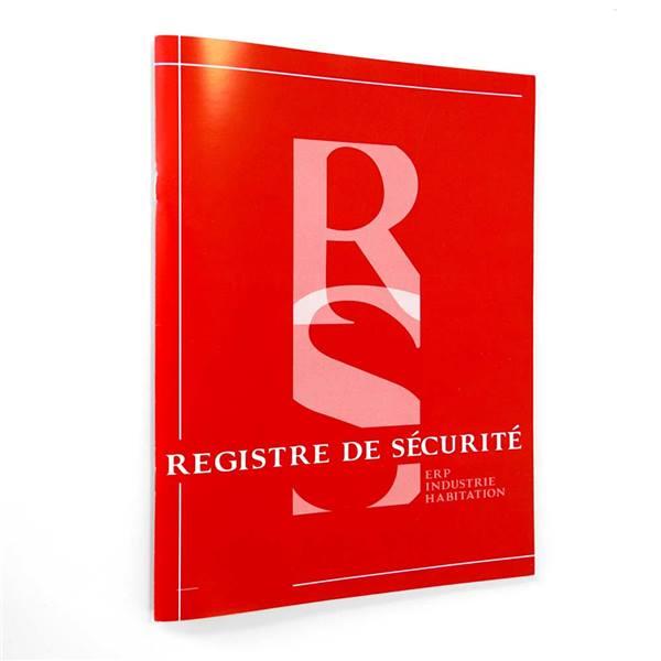 registre de sécurité erp